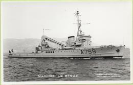MARCEL LE BIHAN   / Photo Marius Bar, Toulon / Marine - Bateaux - Guerre - Militaire - Warships