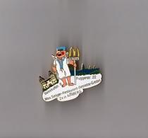 Pin's McDonald's / Mac Donald's Amberg Allemagne - McDrive (EGF) Longueur: 4,3 Cm - McDonald's