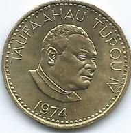 Tonga - 1974 - 1 Seniti - KM27a - Tonga