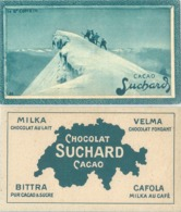 Le Grand Combin - Gipfel  (Sammelbild  Cacao Suchard)          Ca. 1920 - VS Wallis