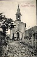 Cp Le Pont De Larn Tarn, L'Eglise - Autres Communes