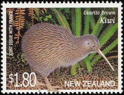 Nouvelle-Zélande. New Zealand 2000 Kiwi - Kiwis