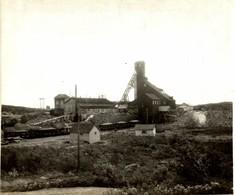MINE MINA MINERIA   CANADIAN NATIONAL RAILWAYS CANADA  24*19CM Fonds Victor FORBIN 1864-1947 - Profesiones