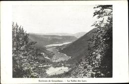 Cp Gérardmer Lothringen Vosges, La Vallée Des Lacs - France
