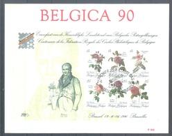 BELGIUM - 2.6.1990 - FDC - REDOUTE - COB BL67 - Lot 19761 - FDC