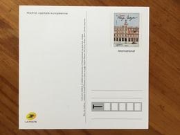 """CARTE POSTALE PRE TIMBREE """"CAPITALES EUROPEENNES - MADRID"""" 2019 Neuve - Prêts-à-poster:  Autres (1995-...)"""