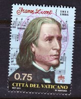 VATICANO, USED STAMP, OBLITERÉ, SELLO USADO - Vatican