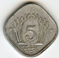 Pakistan 5 Paisa 1989 KM 52 - Pakistan