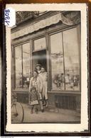 1308 AK/PC /CARTE PHOTO/BOULANGERIE A.MOLINIER A IDENTIFIER TTB - Cartoline