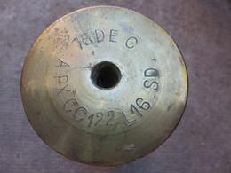 Douille Inerte 75 APX Datée 16 - 1914-18
