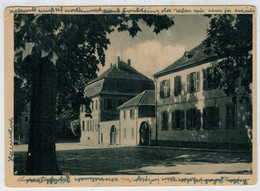 SPEYER  RHEIN  PRAESIDIALWOHNUNG  KREISKASSE  SPEYER          (VIAGGIATA) - Speyer