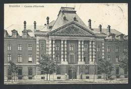 +++ CPA - BRUSSEL - BRUXELLES - Caserne D' ETTERBEEK    // - Etterbeek