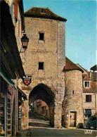 46 - Rocamadour - La Porte Salmon - Voir Scans Recto-Verso - Rocamadour