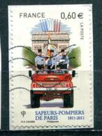 France 2011 - YT 4586 (o) Sur Fragment - Francia