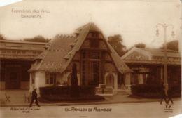 CPA PARIS EXPO 1925 Pavillon De Mulhouse (861941) - Mostre