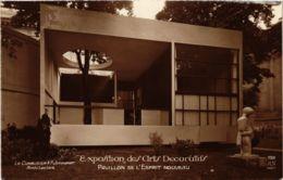 CPA PARIS EXPO 1925 Pavillon De L'Esprit Nouveau Modern Architecture (861977) - Mostre