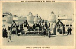 CPA PARIS EXPO 1925 Jardin Des Nympheas (861985) - Mostre