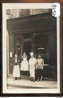 1316 CARTE PHOTO PHOTO DEVANTURE CAFE RESTAURANT A IDENTIFIER TTB - Cartoline