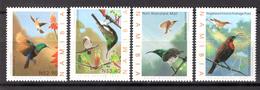 BIRDS - 2005 - NAMIBIA -  Yv. Nr.  1039/1042 - NH - (CW4755.33) - Namibia (1990- ...)