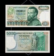 Belgium 5000 Francs 15.1.1971 - Belgium