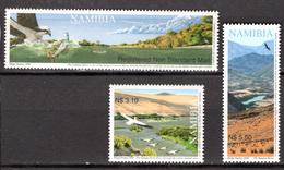 BIRDS - 2006 - NAMIBIA -  Yv. Nr.  1090/1092 - NH - (CW4755.33) - Namibia (1990- ...)