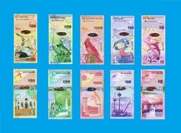 Bermuda Set Dollars 2009 - Bermudes