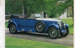 Minerva AK32/34  -  1928   -  CPM - Voitures De Tourisme