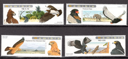 BIRDS - 2009 - NAMIBIA -  Yv. Nr.  1171/1174 - NH - (CW4755.33) - Namibia (1990- ...)