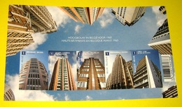 Blok 183 Hoogbouw In België (ongetand) - Hauts Bâtiments En Belgique Avant 1960 (non-dentelé) - Non Dentelés