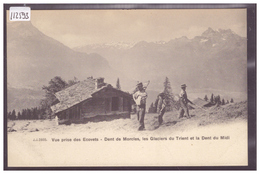 DISTRICT D'AIGLE - AUX ECOVETS - TB - VD Vaud