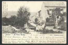+++ CPA - HAMOIR - Au Vieux Moulin  // - Hamoir
