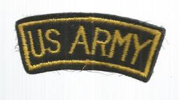 écusson Tissus ,  Etats Unis ,  US ARMY - Patches