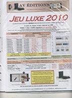 Marque  : A V : Pages De France Neuves Luxe Année 2010 .prix Neuf 48,40. ---20 Euros Port Compris . - Timbres