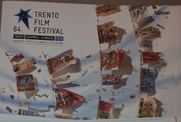 64 FilmFestival Della Montagna Città Di Trento - Postcards
