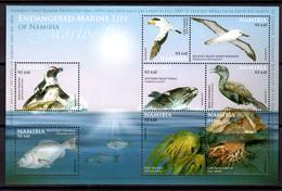 BIRDS - 2011 - NAMIBIA -  Yv. Nr.  1227/1234 - NH - (CW4755.33) - Namibia (1990- ...)