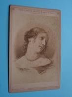 CARLO DOLCE : Kopf Der Herodias Tochter ( Photo CABINET 18 > F & O Brockmann's Dresden / See Photo ) ! - Beroemde Personen