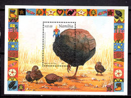 BIRDS - 1997 - NAMIBIA -  Yv. Nr.  BF 32 - NH - (CW4755.34) - Namibia (1990- ...)