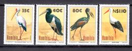 BIRDS - 1994 - NAMIBIA -  Yv. Nr.  732/735 - NH - (CW4755.34) - Namibia (1990- ...)