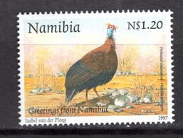 BIRDS - 1998 - NAMIBIA -  Yv. Nr.  787 - NH - (CW4755.34) - Namibia (1990- ...)