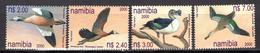 BIRDS - 2000 - NAMIBIA -  Yv. Nr.  903/906 - NH - (CW4755.34) - Namibia (1990- ...)