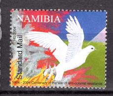 BIRDS - 2004 - NAMIBIA -  Yv. Nr.  1012 - NH - (CW4755.34) - Namibia (1990- ...)
