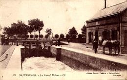 [62] Pas De Calais > Saint Omer  / ECLUSE - Saint Omer