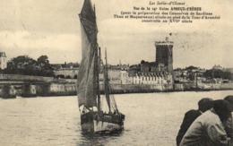 85 - Vendée - Les Sables D'Olonne - Vue De L'usine Amieux-Frères - Conserves De Sardines, Thon, Maquereaux - C 7323 - Sables D'Olonne