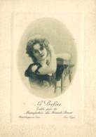 Fantaisie - Femme - Edition Manufacture Des Biscuits Pernot - Le Préféré - C 7336 - Other