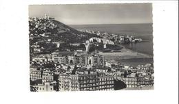 ALGER  VUE SUR SAINT EUGENE   ET NOTRE DAME D AFRIQUE     *****  RARE A  SAISIR ****** - Algiers