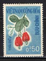 VIETNAM DEL SUD - 1967 - Cashew - MNH - Vietnam