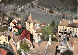 48-GRANDIEUX- L'EGLISE  VUE AERIENNE - Gandrieux Saint Amans