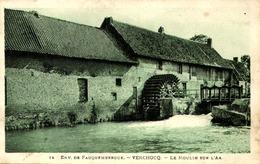 62] Pas De Calais > VERCHOSQ / MOULINN - Francia