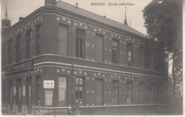 Boussu - Cercle Cathjolique - 1912 - Edit. Vve Durez-Capart - Boussu