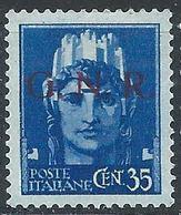 Italie - RSI  YT 7 XX / MNH - 1944-45 République Sociale